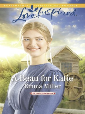 cover image of A Beau For Katie