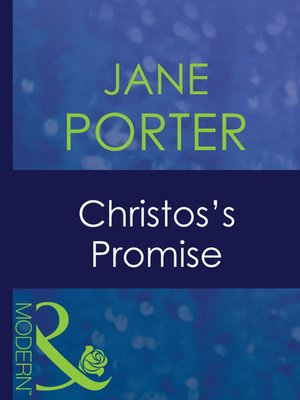 cover image of Christos's Promise