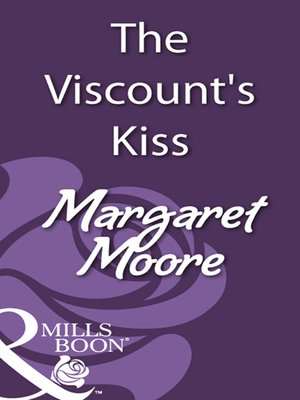 cover image of The Viscount's Kiss