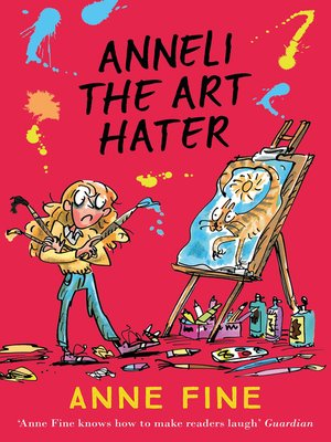 cover image of Anneli the Art Hater
