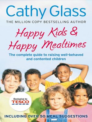 cover image of Happy Kids & Happy Mealtimes