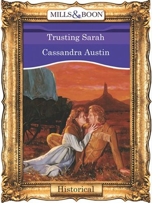 cover image of Trusting Sarah