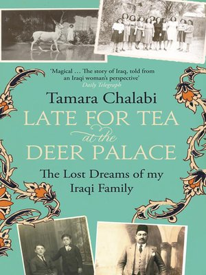 cover image of Late for Tea at the Deer Palace