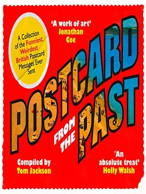 cover image of Postcard From the Past