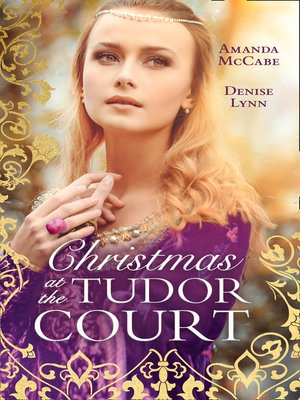 cover image of Christmas At the Tudor Court