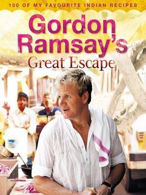 cover image of Gordon Ramsay's Great Escape