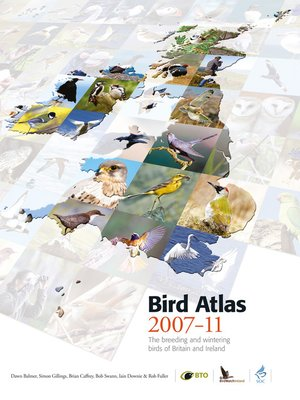 cover image of Bird Atlas 2007-11