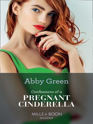 cover image of Confessions of a Pregnant Cinderella