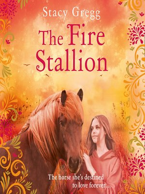 cover image of The Fire Stallion
