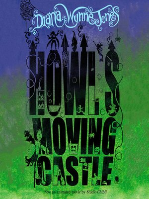 cover image of Howl's Moving Castle