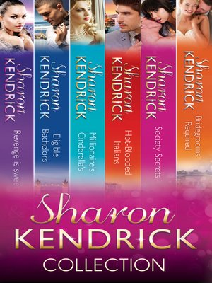 cover image of Sharon Kendrick Collection