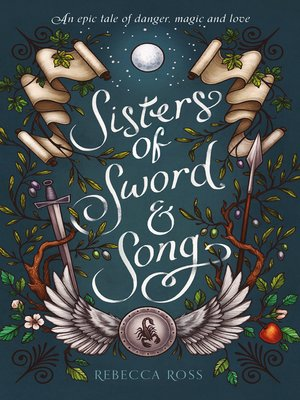 cover image of Sisters of Sword and Song