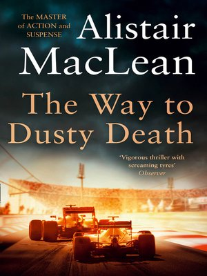 cover image of The Way to Dusty Death