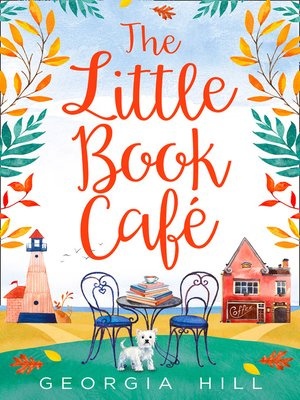 cover image of The Little Book Café