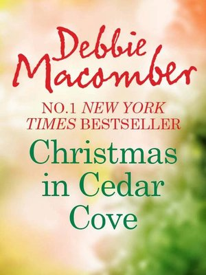 cover image of Christmas in Cedar Cove