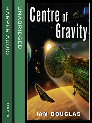 cover image of Centre of Gravity (Star Carrier, Book 2)