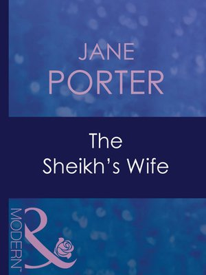 cover image of The Sheikh's Wife