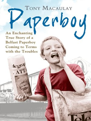 cover image of Paperboy