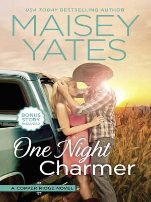 cover image of One Night Charmer