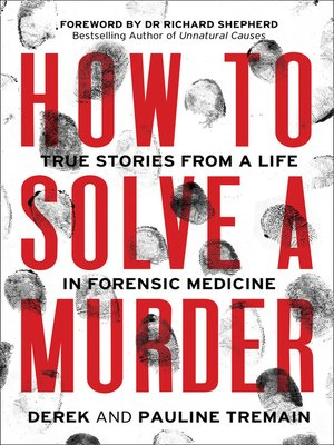 cover image of How to Solve a Murder
