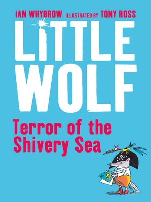 cover image of Little Wolf, Terror of the Shivery Sea