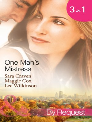 cover image of One Man's Mistress