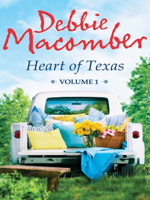 cover image of Heart of Texas Volume 1