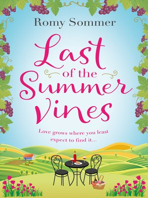 cover image of Last of the Summer Vines