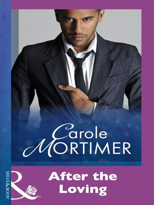 cover image of After the Loving