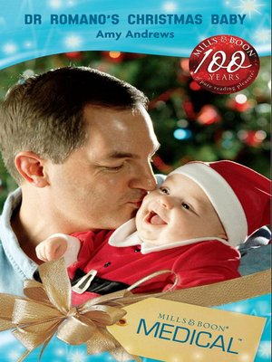 cover image of Dr Romano's Christmas Baby