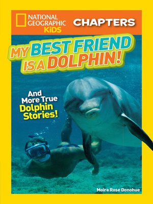 cover image of My Best Friend is a Dolphin!