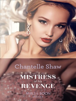 cover image of Mistress of His Revenge