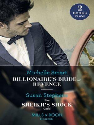 cover image of Billionaire's Bride For Revenge