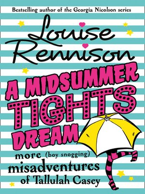 cover image of A Midsummer Tights Dream