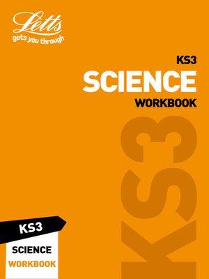 cover image of KS3 Science Workbook