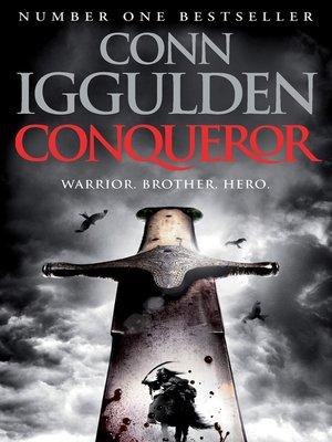 cover image of Conqueror