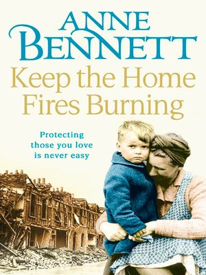 cover image of Keep the Home Fires Burning