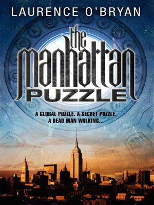 cover image of The Manhattan Puzzle