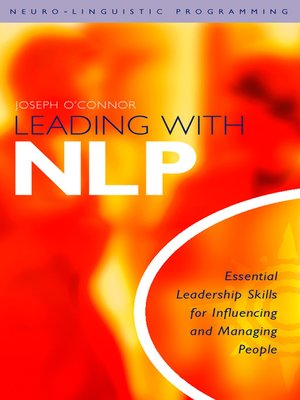 cover image of Leading With NLP