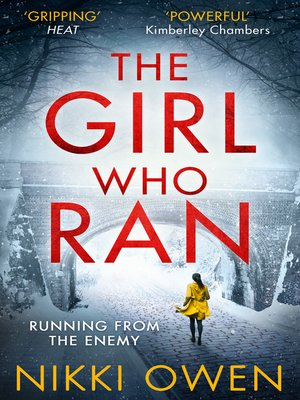cover image of The Girl Who Ran