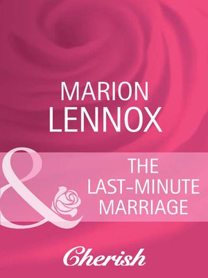 cover image of The Last-Minute Marriage