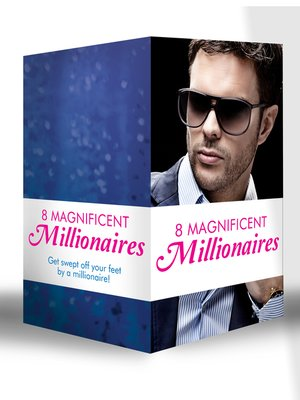 cover image of 8 Magnificent Millionaires