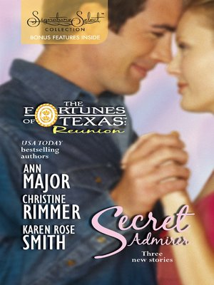 cover image of Secret Admirer