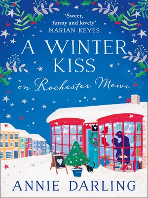 cover image of A Winter Kiss on Rochester Mews
