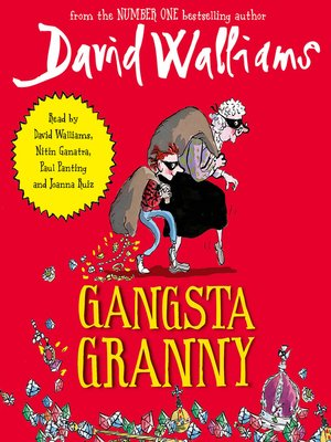 cover image of Gangsta Granny
