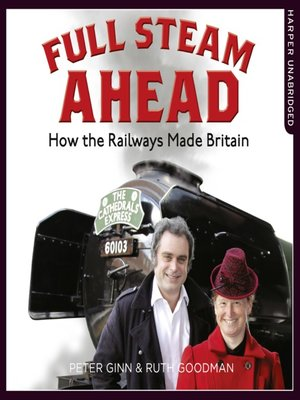 cover image of Full Steam Ahead
