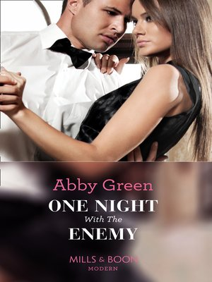 cover image of One Night with the Enemy