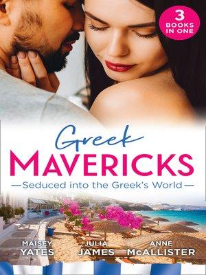 cover image of Greek Mavericks