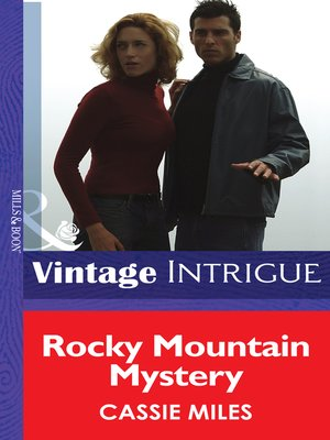 cover image of Rocky Mountain Mystery