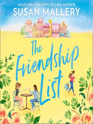 cover image of The Friendship List